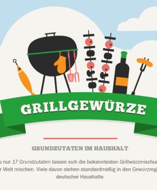 grill gewuerze